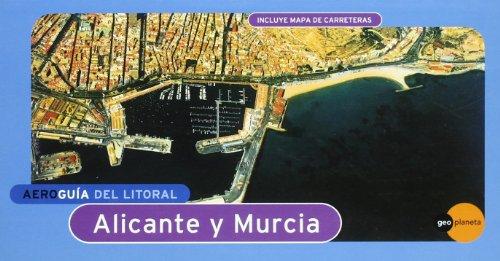 9788408029441: AEROGUIA DEL LITORAL - ALICANTE Y MURCIA