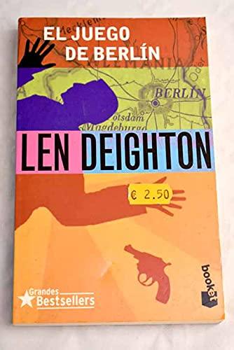 El Juego De Berlin (Los Jet de: Len Deighton