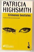9788408030089: Crimenes Bestiales