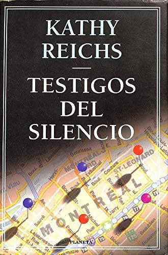 9788408030133: Testigos del silencio