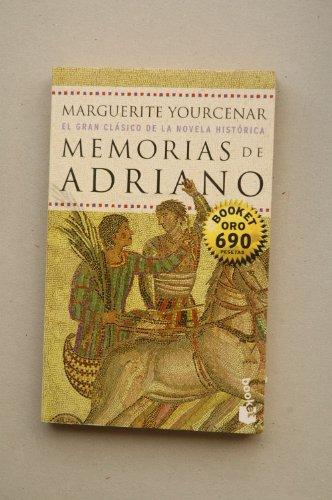 9788408030256: Las memorias de Adriano