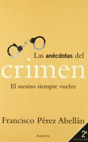 9788408030393: LAS ANECDOTAS DEL CRIMEN