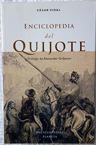 9788408030485: Enciclopedia del Quijote (Spanish Edition)