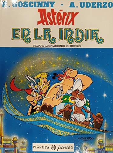 9788408030591: Asterix En La India (Spanish Edition)
