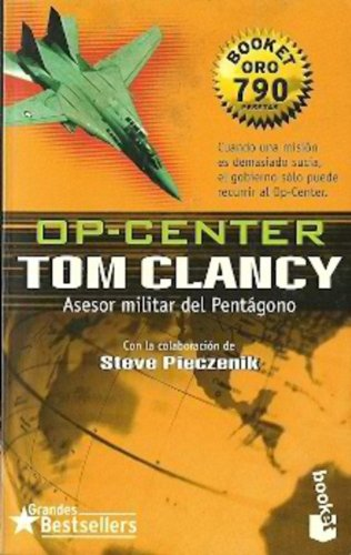 9788408031154: Centro de Op / Op-Center (Spanish Edition)