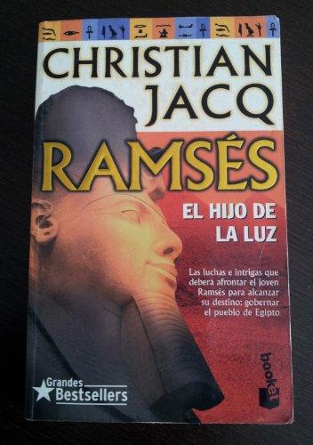 9788408031253: Ramses, hijo de la Luz (