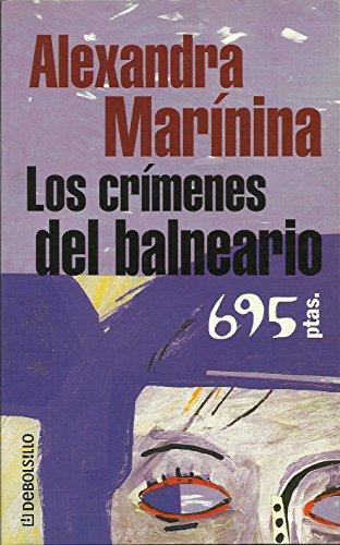 9788408031499: Los Crimenes Del Balneario