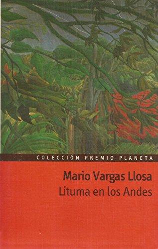 9788408031833: LITUMA EN LOS ANDES