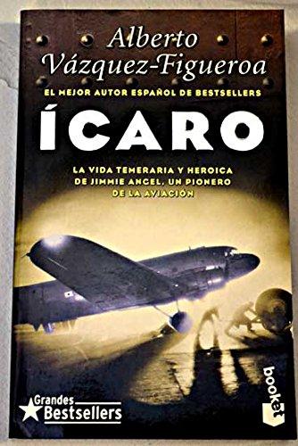 9788408031925: Icaro (booket)