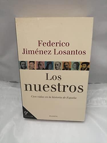 Los nuestros: cien vidas en la historia: Jiménez Losantos, Federico