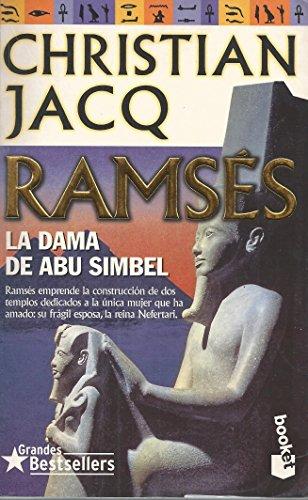 9788408033134: Ramses:La Dama De Abu Simbel