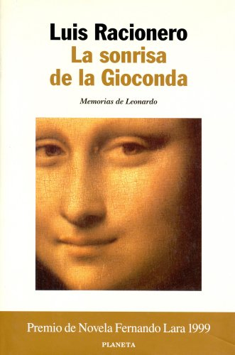9788408033226: La sonrisa de la Gioconda (Autores españoles e iberoamericanos)