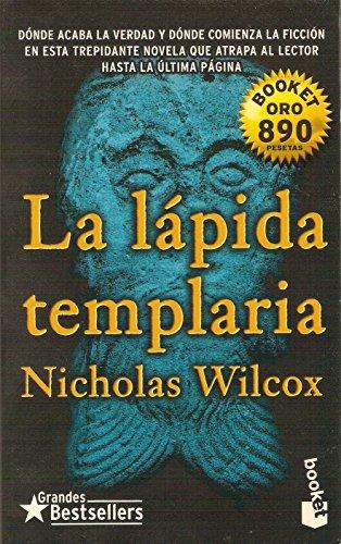 9788408033912: La lapida templaria