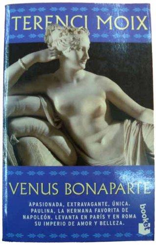 9788408033950: Venus bonaparte (booket)
