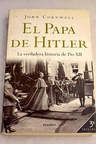 9788408034179: El Papa de Hitler