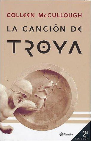 9788408034421: Canción de Troya