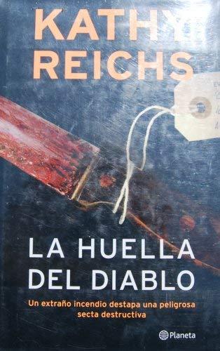 9788408034438: La Huella Del Diablo