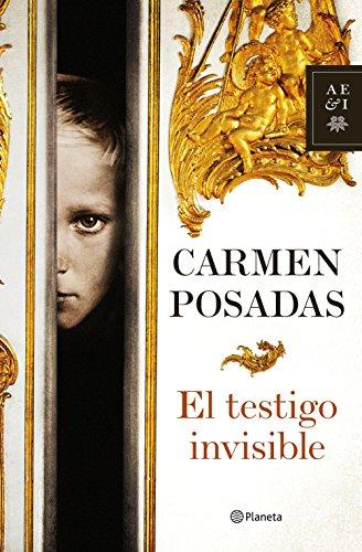 9788408034551: El testigo invisible (Autores Españoles e Iberoamericanos)