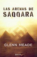 9788408034605: Las arenas de Saqqara