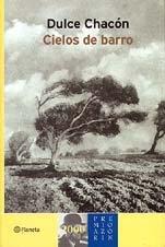 9788408035114: Cielos de barro (Autores Españoles E Iberoamer.)
