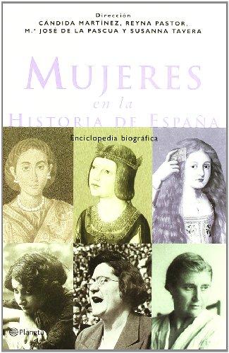 9788408035411: Mujeres en la historia de España (Enciclopedias Planeta)