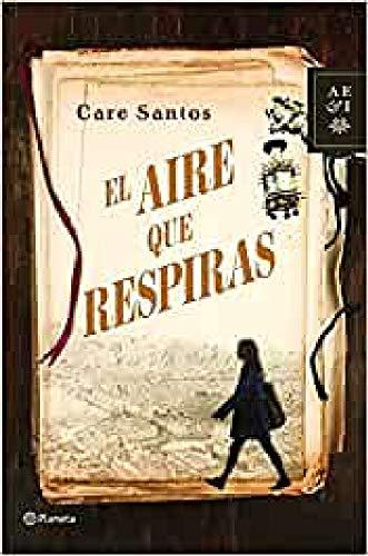 9788408035534: El aire que respiras (Autores Españoles e Iberoamericanos)