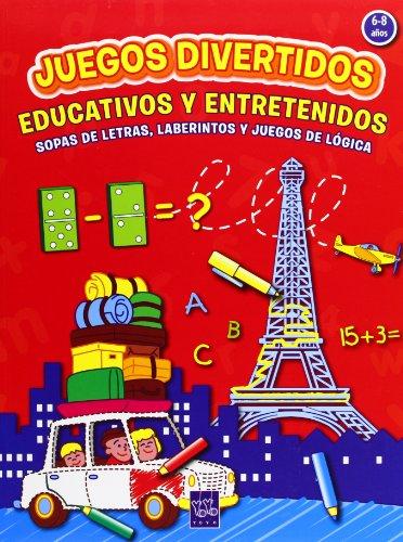 Juegos divertidos, educativos y entretenidos: Yoyo Books