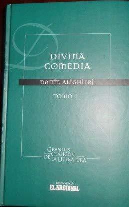 Stock Image DIVINA COMEDIA. Tomo 1: Dante Alighieri