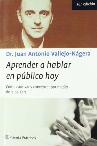 9788408037804: Aprender a Hablar En Publico (Spanish Edition)