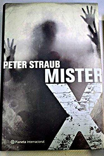 9788408038115: Mister X (Planeta Internacional)