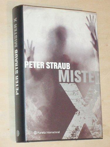 9788408038115: Mister X (Spanish Edition)