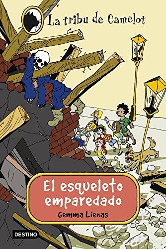 9788408038283: El esqueleto emparedado