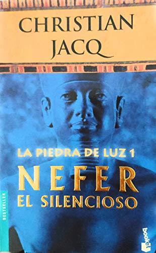 9788408038962: Piedra de La Luz 1, La - Nefer El Silencioso (Spanish Edition)