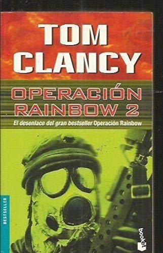 9788408039242: Operación Rainbow 2 (Booket Logista)