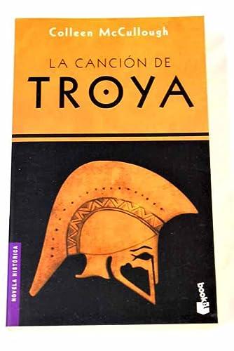 9788408039297: LA Cancion De Troya