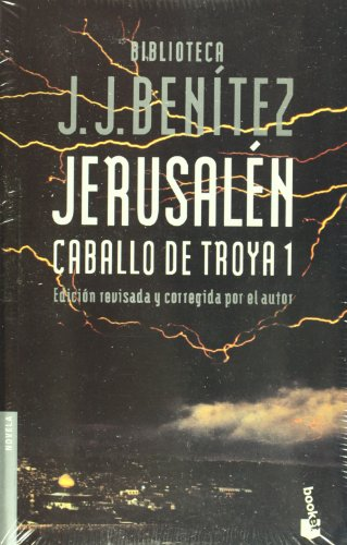 9788408039723: Jerusalén. Caballo de Troya 1 (Booket Logista)