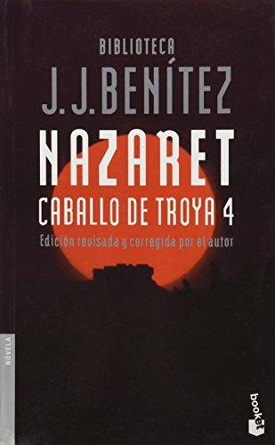 9788408039976: Caballo de Troya, 4. Nazaret (Spanish Edition)