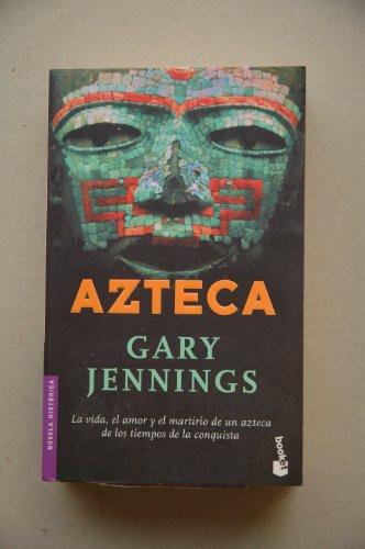 9788408039983: Azteca (Booket Logista)