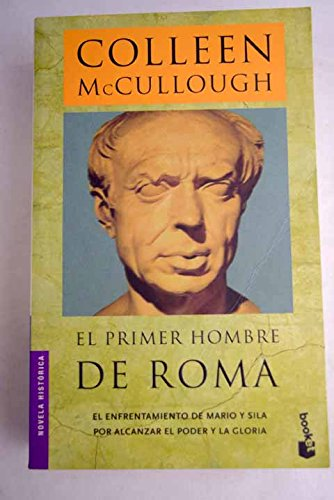 El Primer Hombre de Roma (Booket Logista): MC Cullough, Colleen