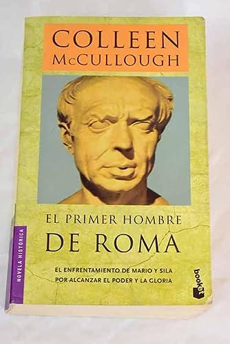 9788408040002: El Primer Hombre de Roma (Spanish Edition)