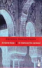 9788408040330: El Manuscrito Carmesi (Spanish Edition)