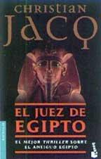 9788408040453: El Juez De Egipto (Spanish Edition)
