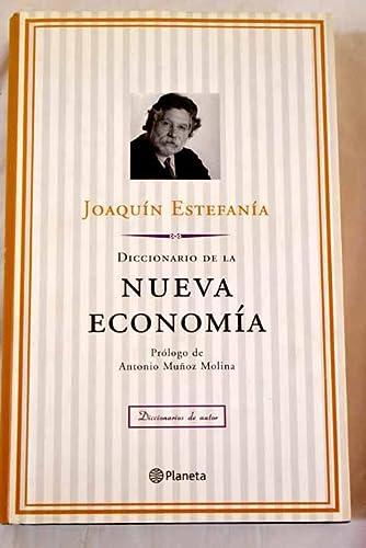 9788408040484: Diccionario De Nueva Economia (Spanish Edition)