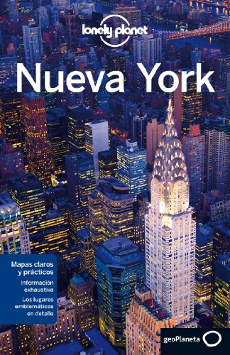 9788408041528: Lonely Planet Nueva York (Travel Guide) (Spanish Edition)
