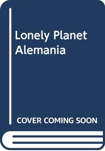 9788408042877: Lonely Planet Alemania (Spanish Edition)