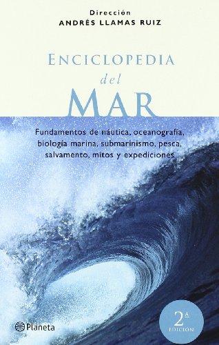 9788408043362: ENCICLOPEDIA DEL MAR