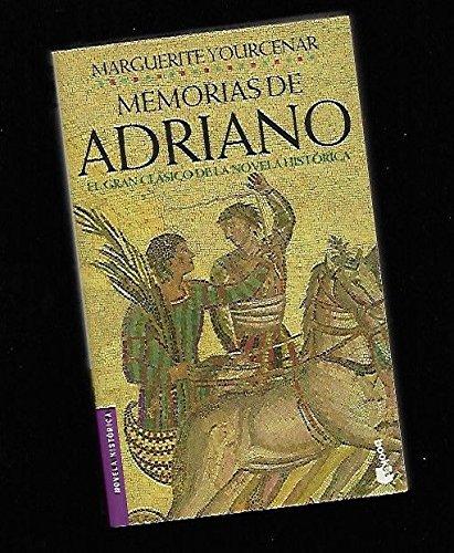 9788408043621: Memorias de Adriano (Novela histórica)