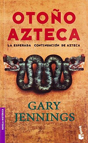 9788408044000: Otoño azteca (Booket Logista)