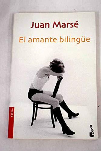 9788408044024: El amante bilingüe (Booket Logista)