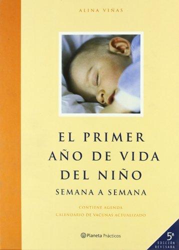 9788408044796: PRIMER AÑO DE VIDA NIÑO (REV.)